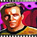 Captain James T Kirk by John Malone