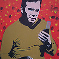Captain Kirk by Gary Hogben
