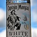 Captain Morgan White Rum by Michael Frank Jr