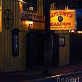 Captain Tony's Famous Bar In Key West Florida by Susanne Van Hulst