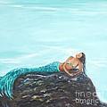 Captivating Mermaid by Leslie Allen