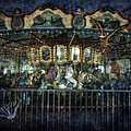 Captive On The Carousel Of Time by Belinda Greb
