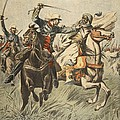 Capture Of Samory By Lieutenant by French School