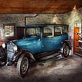 Car - Granpa's Garage  by Mike Savad