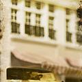 Car In Miniature by Margie Hurwich