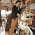Caramel Carousel by Teri Schuster