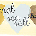 Caramel Sea Salt and Chocolate by Linda Woods