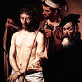 Caravaggio Eccehomo by Caravaggio