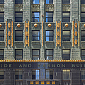 Carbide And Carbon Building by Adam Romanowicz