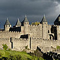 Carcassonne Panorama by Robert Lacy