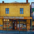 Carcoar General Store by Stuart Row