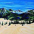 Carcross Desert by Bridget Brummel