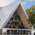 Cardboard Cathedral by Bob Phillips