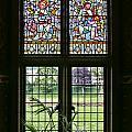 Cardiff Castle Window 8355 by Jack Schultz