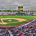 Cardinals At The K by C H Apperson