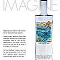 Carey Chen Big Chill Vodka By Jimmy Johnson by Carey Chen