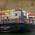 Cargo Vessel by Bill Jonas
