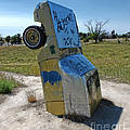 Carhenge - 07 by Gregory Dyer