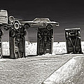 Carhenge - 13 by Gregory Dyer