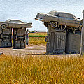 Carhenge - 14 by Gregory Dyer