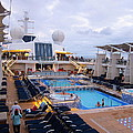 Caribbean Cruise - On Board Ship - 1212101 by DC Photographer