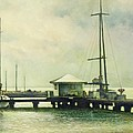 Caribbean Marina-3 by Michael Frank