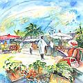 Caribbean Market by Miki De Goodaboom