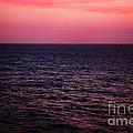 Caribbean Sunset by Kim Fearheiley