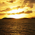 Caribbean Sunset by Richard Booth