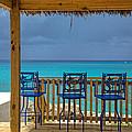 Caribbean View-island Grill Grand Cayman by Eti Reid