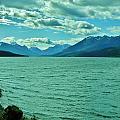Cariboo Lake View by Barbara St Jean