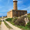 Carloforte Lighthouse by Antonio Scarpi