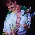 Carlos Santana At The Berkeley Greek Theater-september 13th 1980 by Daniel Larsen