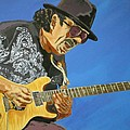 Carlos Santana-magical Musica by Bill Manson