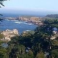 Carmel's Coastline by Christy Gendalia