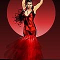 Carmen Amaya by Quim Abella