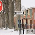 Carmine Street by Derek Woodley