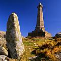 Carn Brea Memorial by Darren Galpin