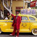 Carnaval In San Francisco by Carol M Highsmith