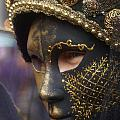 Carnevale Di Venezia 102 by Rudi Prott