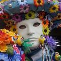 Carnevale Di Venezia 97 by Rudi Prott