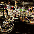 Carnival - Bumper Cars by Kathi Shotwell