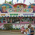 Carnival Candy Land by Ann Willmore