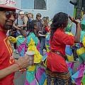 Carnival Dancing by Richard Morris