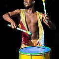 Carnival Drummer by Joslin Hartley