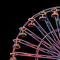 Carnival - Ferris Wheel by Kathi Shotwell