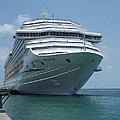 Carnival Freedom Bow by Richard Booth