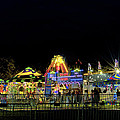 Carnival Life At Night 01 by Thomas Woolworth