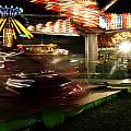 Carnival Ride 1  by David DeCenzo