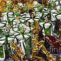 Carnival Rio De Janeiro 14 by Bob Christopher